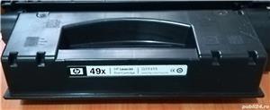 Cartus Toner HP Original Q5949X/HP 49X, Capacitate=6000pagini + Chip Sigilat, pentru Reincarcat ! - imagine 1