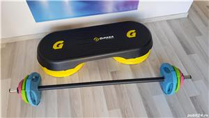 Gipara Fitness - Set profesional pentru Body Pump (20kg) - imagine 1