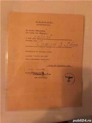 brevet militar german ww2 - imagine 1