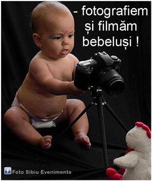 caut  partenera experimentata in fotografia de studio in Sibiu (maternitate, newborn, toddlers) - imagine 2