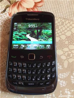vand tel bleckberry 9300 liber de retea  - imagine 5