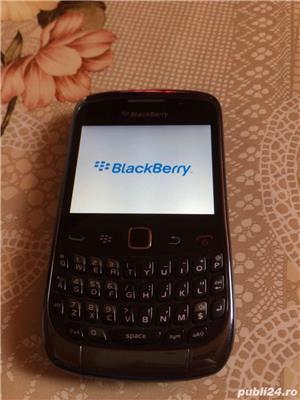 vand tel bleckberry 9300 liber de retea  - imagine 4