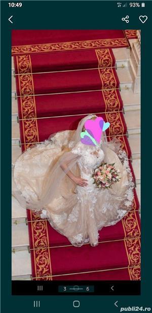 Rochie de mireasa - imagine 6