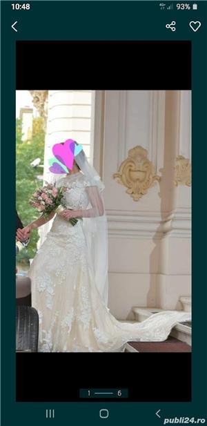 Rochie de mireasa - imagine 2