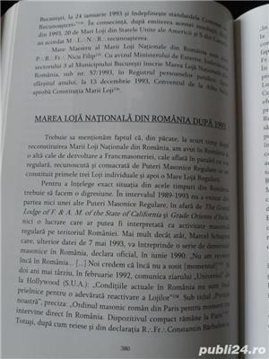 Manualul ucenicului Ovidiu Gales, Cristian Gherasim Masoneria Marea Loja Nationala din Romania - imagine 3