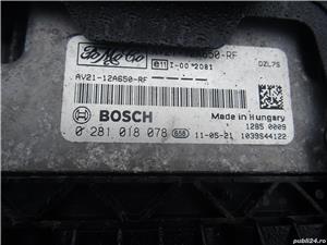 Vand Calculator Motor Ecu Ford Fiesta 1.6 TDCI Euro5 din 2012 cod:AV21-12A650-RF - imagine 2