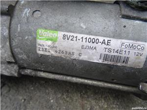 Vand Electromotor Ford Fiesta 1.6 TDCI Euro5 din 2012 cod:8v21-11000-ae - imagine 2