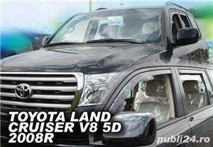 Paravanturi Originale Heko Toyota C-HR, FJ-Cruiser, Hilux, Landcruiser - Noi - imagine 6
