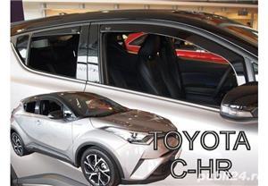 Paravanturi Originale Heko Toyota C-HR, FJ-Cruiser, Hilux, Landcruiser - Noi - imagine 1