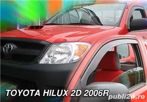 Paravanturi Originale Heko Toyota C-HR, FJ-Cruiser, Hilux, Landcruiser - Noi - imagine 3