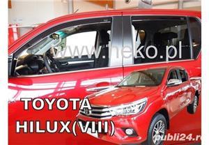 Paravanturi Originale Heko Toyota C-HR, FJ-Cruiser, Hilux, Landcruiser - Noi - imagine 4