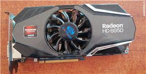 Placa video Sapphire AMD Radeon HD 6950, 2GB, GDDR5, 256 bit, DVI, HDM - imagine 1