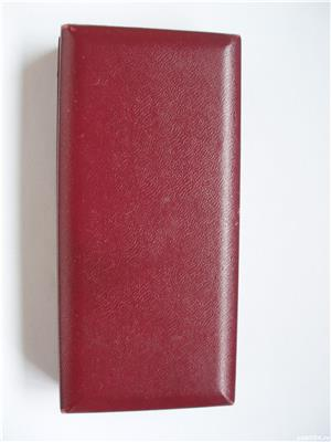 MEDALIE FRANTA - M daille d'honneur r gion. d partement. et comm. 1965 , MARCATA - imagine 4