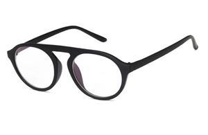 Rama ochelari Flat Top - Negru mat - imagine 2