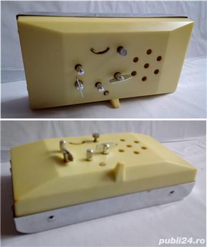 Ceas de masa Hero, made in China, anii '80, funcțional - imagine 4