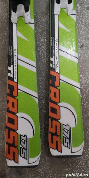 Ski ATOMIC cross 175 cm - imagine 2
