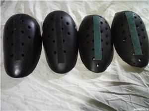 Protecții genunchi, pantalon moto - imagine 3