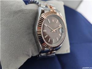 Rolex Datejust 41 Rose Gold/Steel Chocolate ! ! Calitate Premium ! - imagine 10