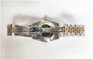 Rolex DateJust Bi-Metal Black Diamond Dial! Calitate Premium ! - imagine 6
