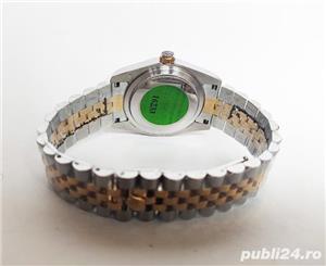 Rolex DateJust Bi-Metal Black Diamond Dial! Calitate Premium ! - imagine 5