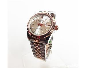 Rolex Datejust 36 Rose Gold/Steel White Index Dial! Calitate Premium ! - imagine 3
