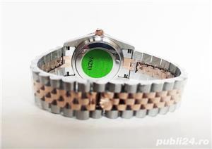 Rolex Datejust 36 Rose Gold/Steel White Index Dial! Calitate Premium ! - imagine 5