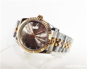 Rolex Datejust Grey Dial Gold/Steel! Calitate Premium ! - imagine 4