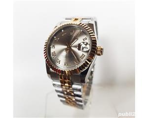 Rolex Datejust Grey Dial Gold/Steel! Calitate Premium ! - imagine 7
