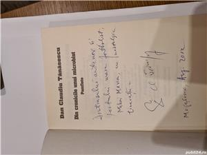 Din cronicile unui microbist(cu autograf)-Dan Claudiu Tanasescu - imagine 2