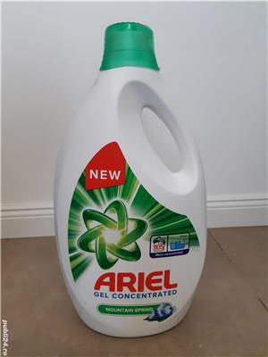 ARIEL Color, Spring, Lenor 5.775L (Detergent Lichid)  - imagine 3