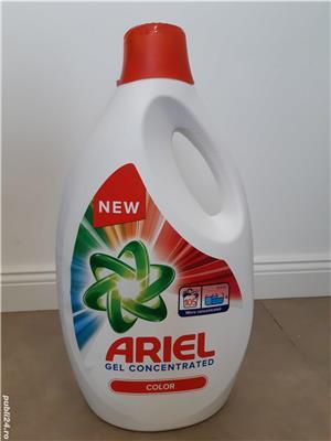 ARIEL Color, Spring, Lenor 5.775L (Detergent Lichid)  - imagine 5