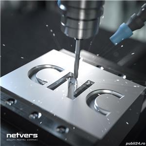 Servicii debitare CNC in Pitesti (lemn, marmura, metal, plexiglas, policarbonat etc.) - imagine 1