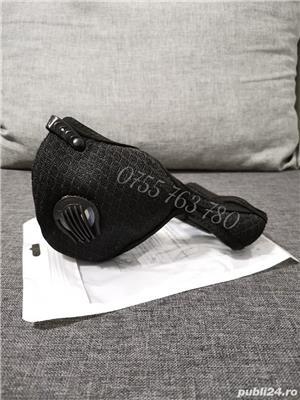 Mască protecție cu filtru de carbon - imagine 2