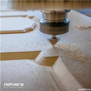 Servicii debitare CNC in Pitesti (lemn, marmura, metal, plexiglas, policarbonat etc.) - imagine 2