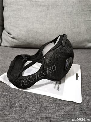 Mască protecție cu filtru de carbon - imagine 3