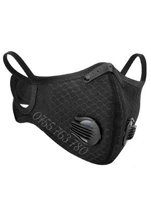Mască protecție cu filtru de carbon - imagine 5