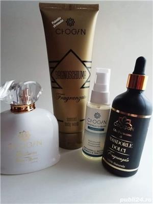Gel de duș, Cremă de corp, Ulei de piele, Cristale lichide păr. Toate CU PARFUM  7,50   - imagine 9