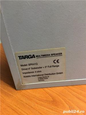 Sistem audio TARGA - imagine 3