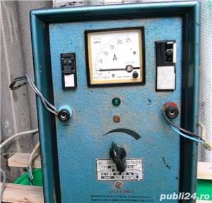 Motor electric 220/380V (200 RON) si Redresor baterii auto 24/12 V, (150 RON) - imagine 2