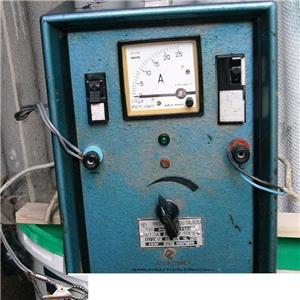 Motor electric 220/380V (200 RON) si Redresor baterii auto 24/12 V, (150 RON) - imagine 3