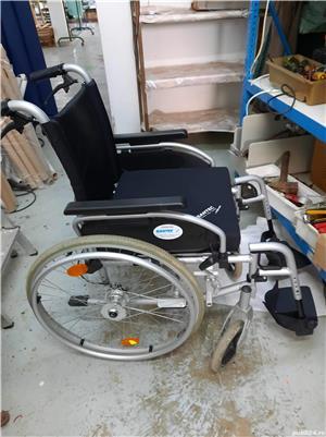 Scaun cu rotile  - imagine 1