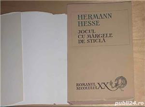 Hermann Hesse:  Jocul cu margele de sticla  si  Lupul de stepa  - imagine 3