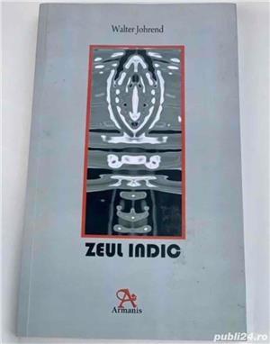 Poezie erotica Zeul Indic, de Walter Johrend - imagine 1