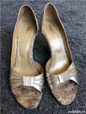 Sandale mar 36, full piele - imagine 9