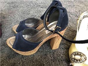 Sandale mar 36, full piele - imagine 4