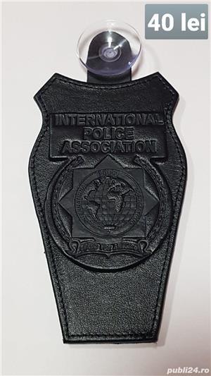 Portofele IPA - Politie din piele naturala - imagine 6