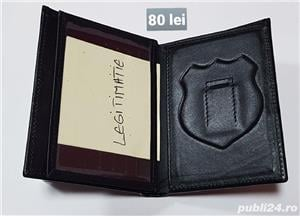 Portofele IPA - Politie din piele naturala - imagine 4