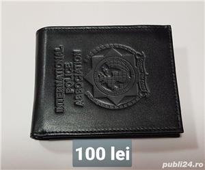 Portofele IPA - Politie din piele naturala - imagine 10