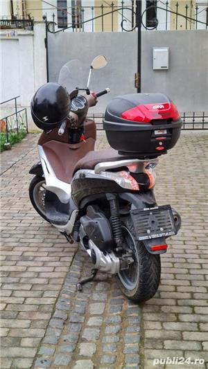 Piaggio Belvery 300 ie - imagine 6