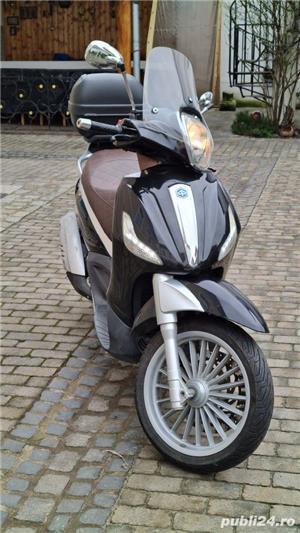 Piaggio Belvery 300 ie - imagine 4